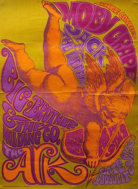 Psychédélisme 1967-Portal-Publication-Ltd-Litho-U.S.A-555x405