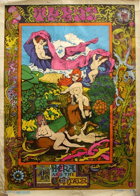Psychédélisme Hera-and-centaur-1967-Funky-Features-745x52