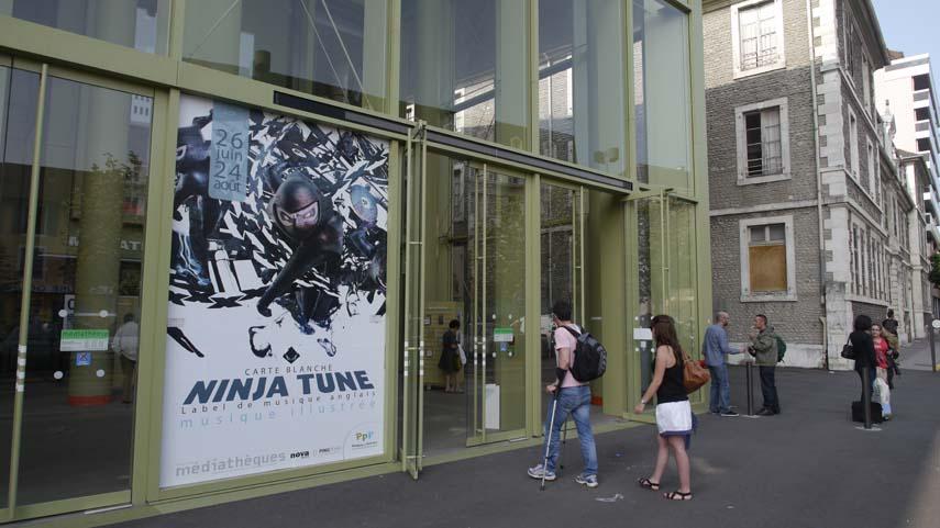 Exposition Ninja Tune