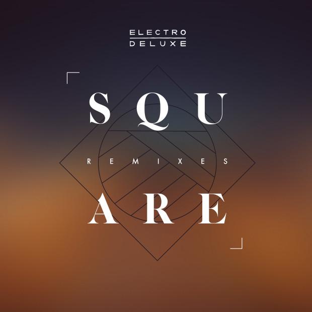 Pochette E2LUX SQUARE remixes